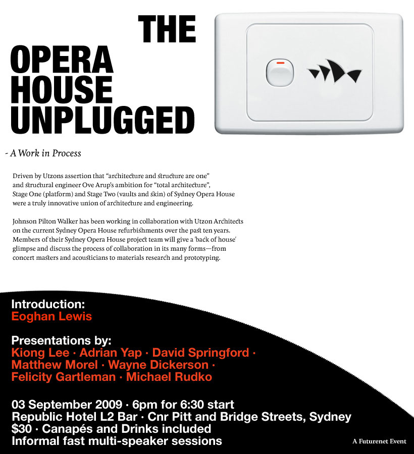 The Opera House Unplugged